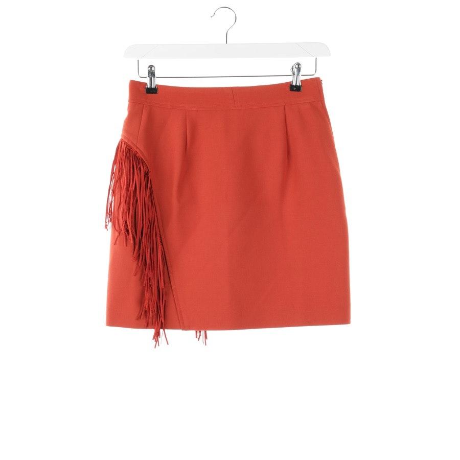 skirt from Maje in orange size 38 FR 40