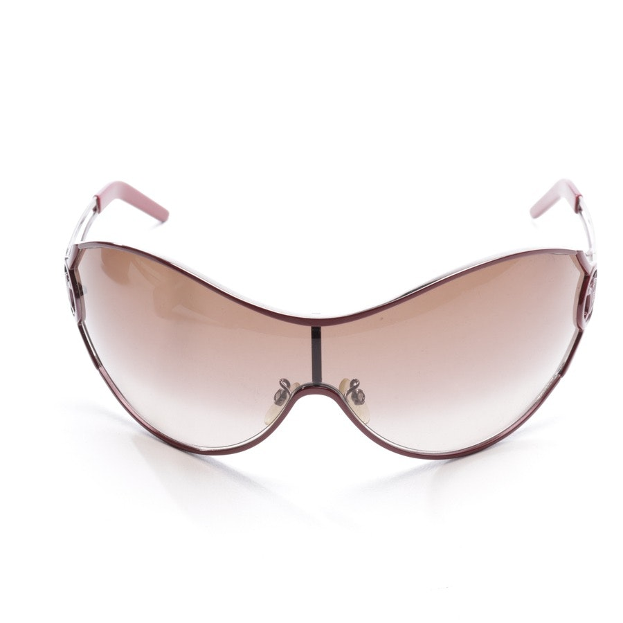 sunglasses from Céline in burgundy