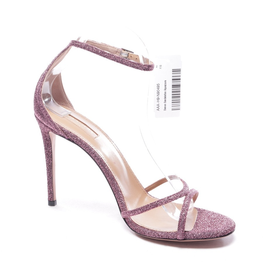 heeled sandals from Aquazzura in fuchsia size EUR 41 - new