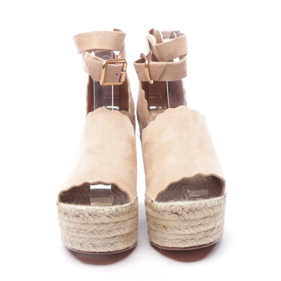 heeled sandals from Chloé in rosé size EUR 38 - new