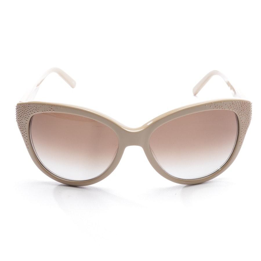 Sonnenbrille von Chloé in Beige