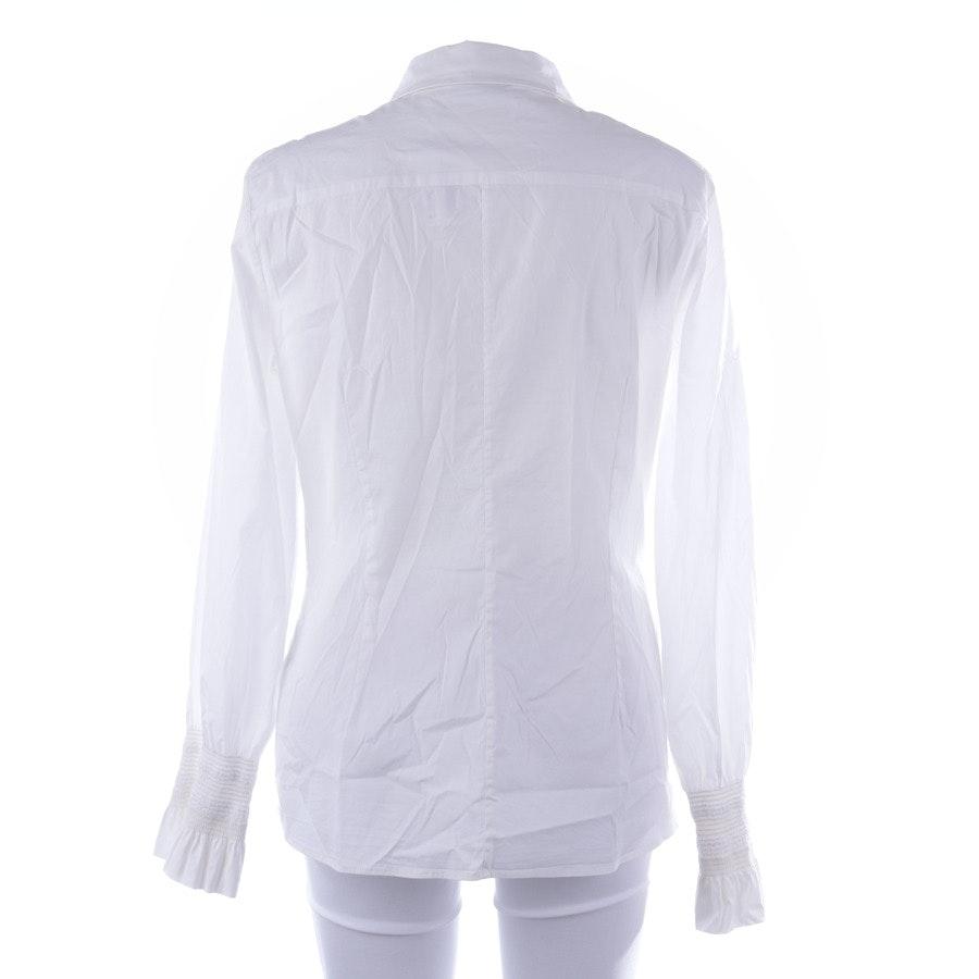 Bluse von 0039 Italy in Weiß Gr. XL