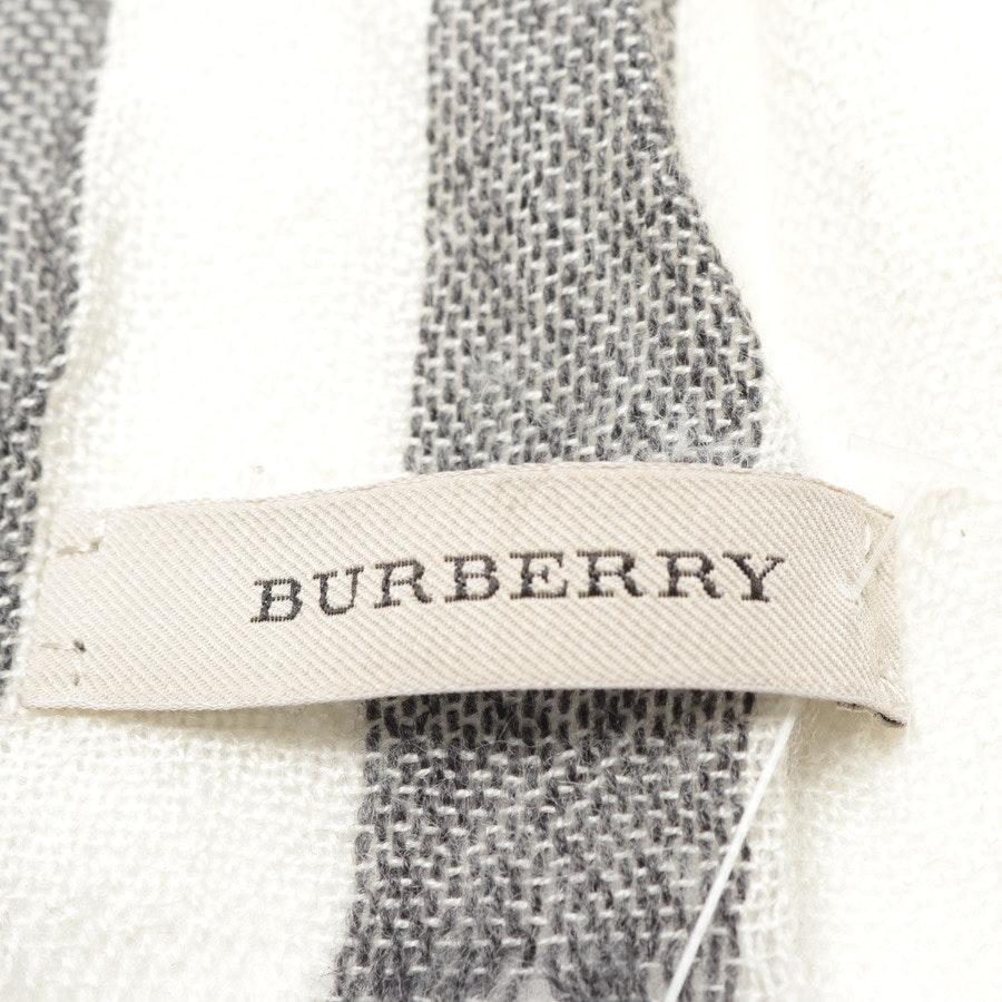 Schal von Burberry in Beige und Mehrfarbig