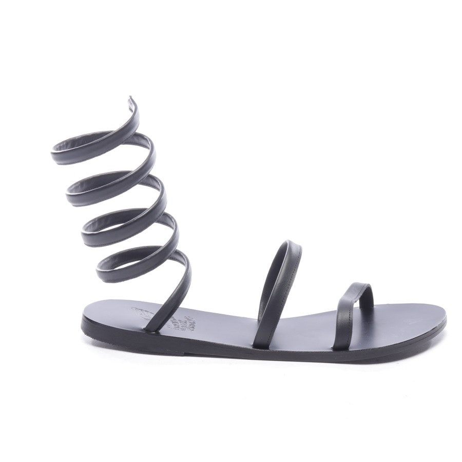 flat sandals from Ancient Greek Sandals in black size EUR 41 - new