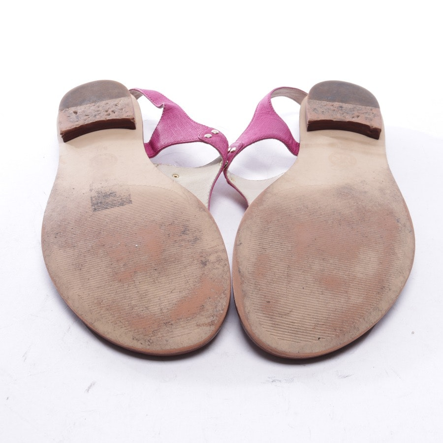 flat sandals from Michael Kors in fuchsia size EUR 39 US 9