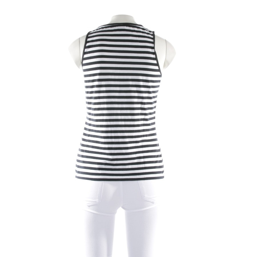 shirts / tops from Bogner in dark blue and white size 38