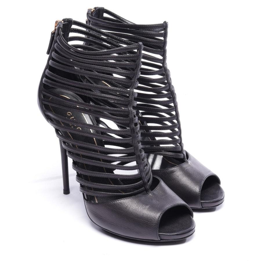 Sandaletten von Gucci in Schwarz Gr. EUR 37,5