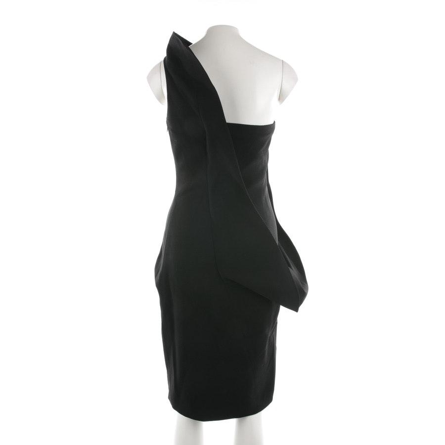 One-Shoulder Kleid von Jil Sander in Schwarz Gr. 38