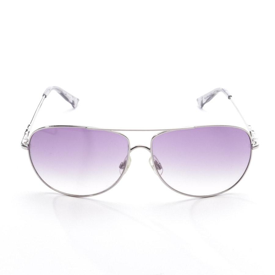 Sonnenbrille von Swarovski in Silber
