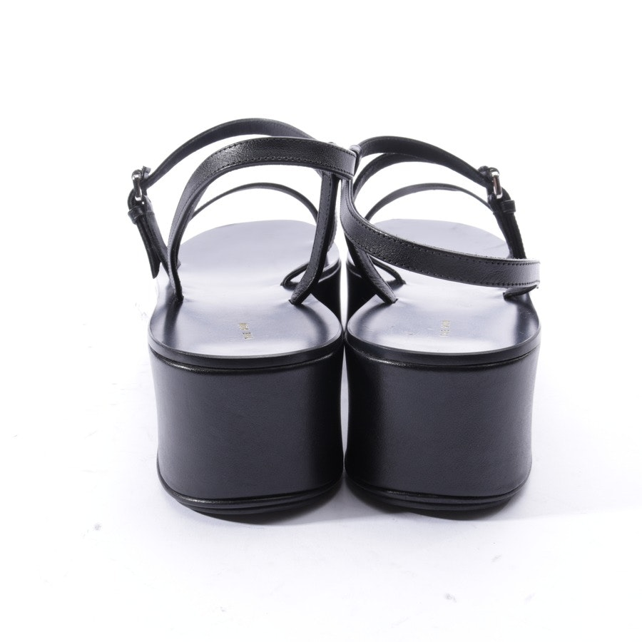 heeled sandals from The Row in black size EUR 40