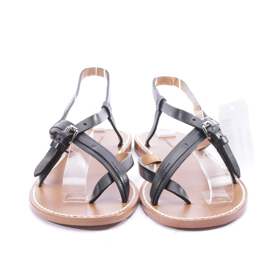 flat sandals from Isabel Marant in black and brown size EUR 37 - new