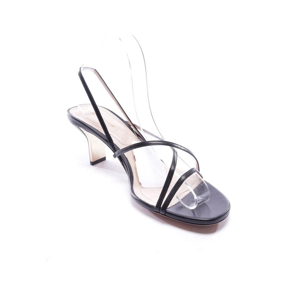 Sandaletten von Nicholas Kirkwood in Schwarz Gr. EUR 39,5 - Neu