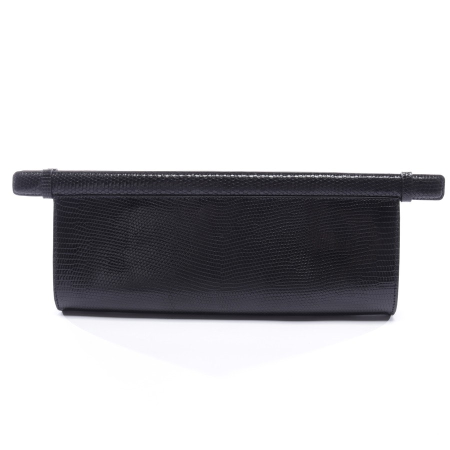 clutches from Jil Sander in black