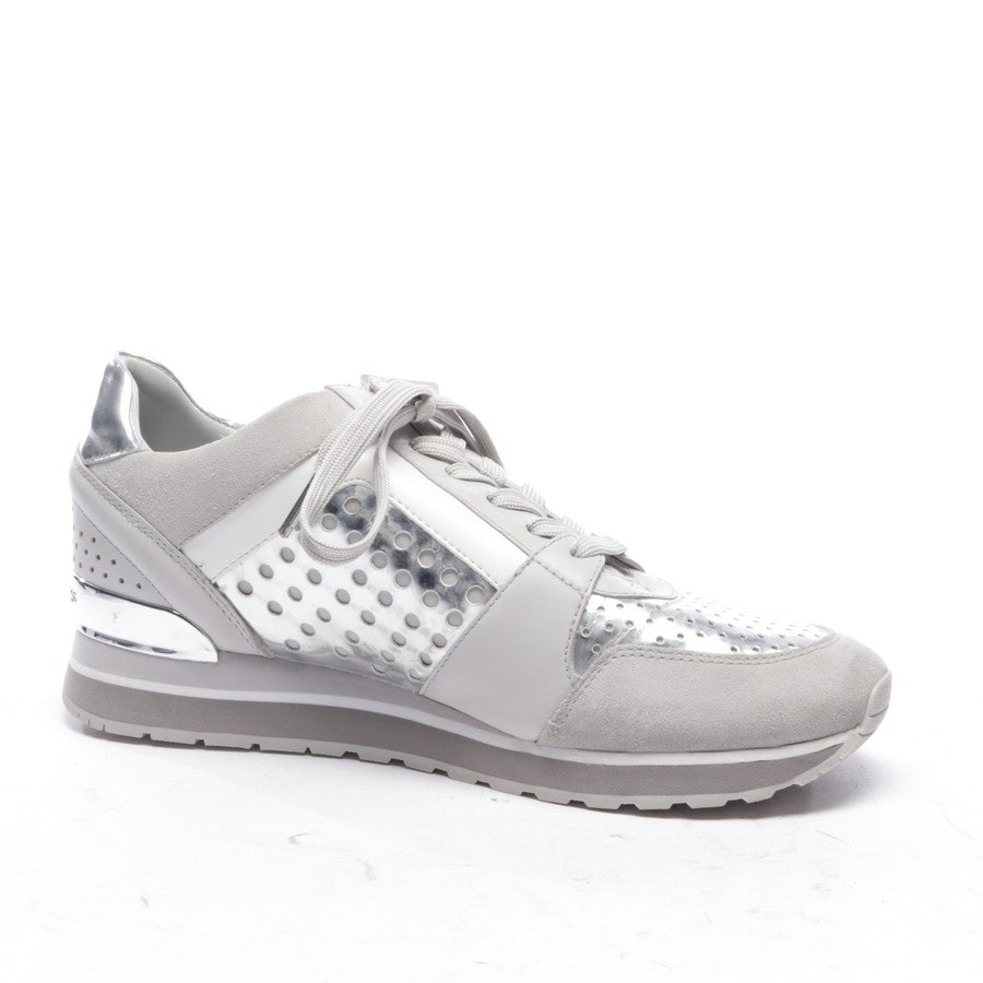 trainers from Michael Kors in grey and silver size EUR 39