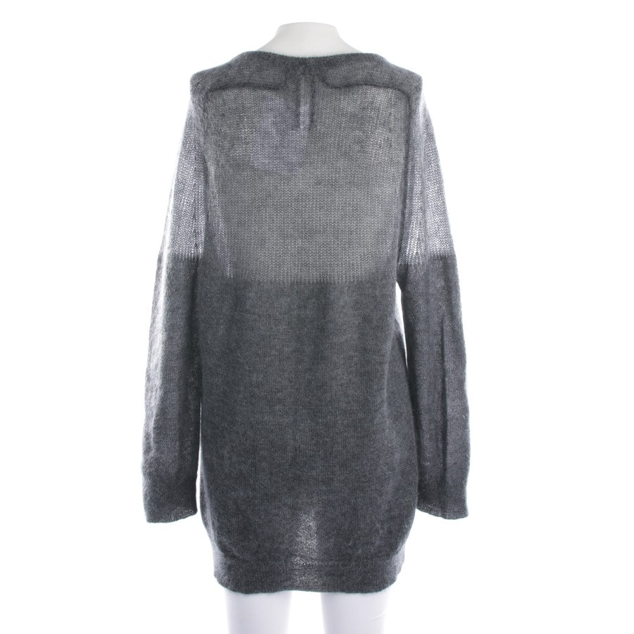 knitwear from Saint Laurent in grey size M