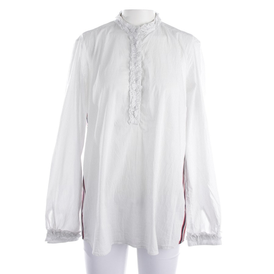 blouses & tunics from Aglini in white and multicolor size 40 IT 46