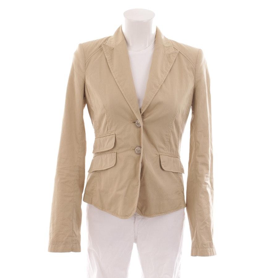 blazer from Oui in beige size DE 36