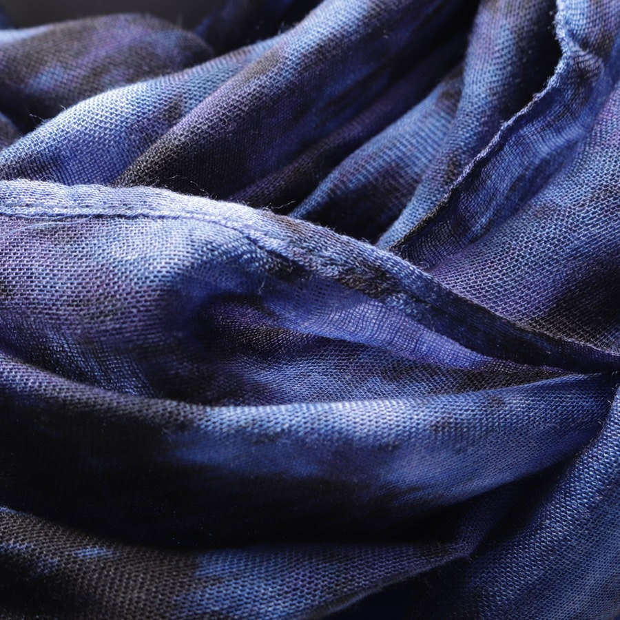 scarf from Marc Cain Sports in blue