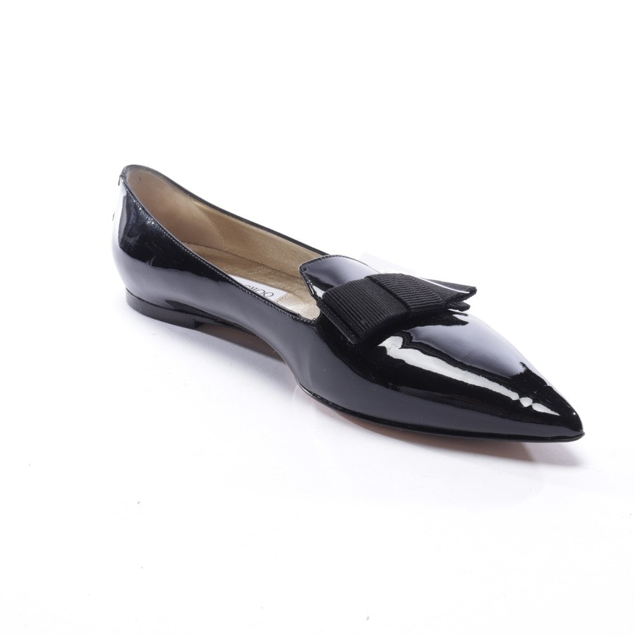 loafers from Jimmy Choo in black size EUR 41
