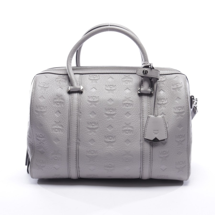 handbag from MCM in grey