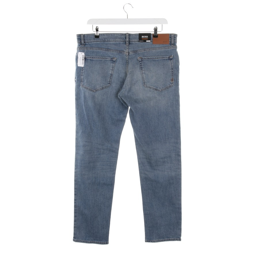 Jeans von Hugo Boss Orange in Hellblau Gr. W38