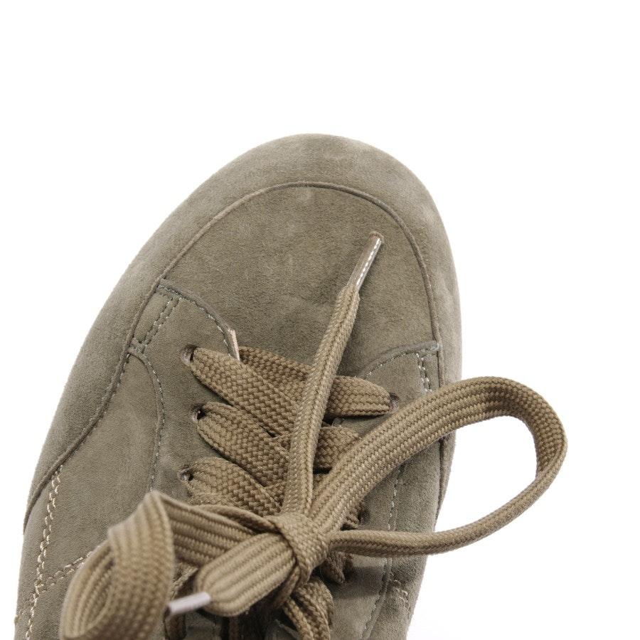 Sneaker von Hogan in Khaki Gr. EUR 38,5 - Neu