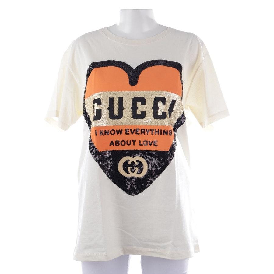 Shirt von Gucci in Pastellgelb Gr. M