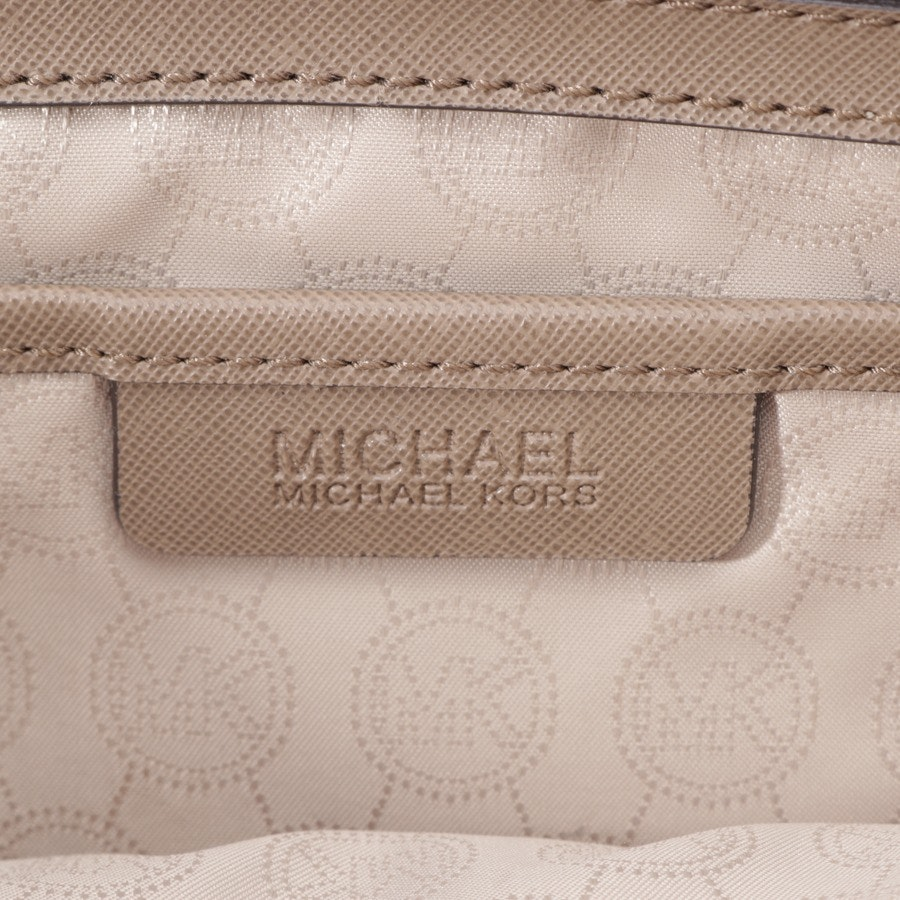 shopper from Michael Kors in taupe - jet set