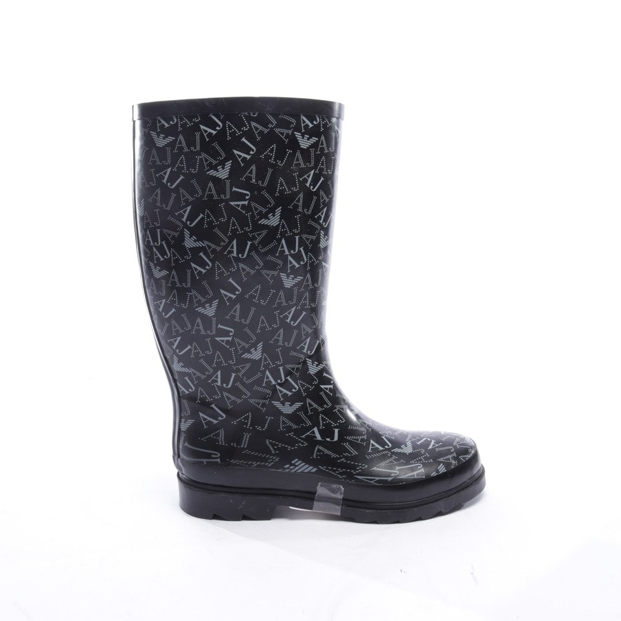 boots from Armani Jeans in black and grey size EUR 39