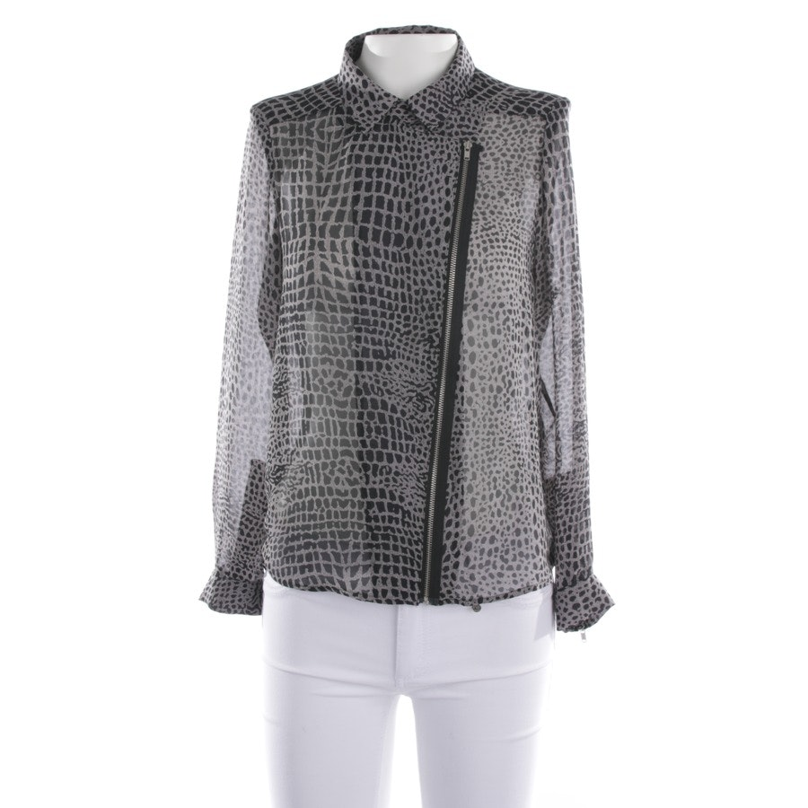 blouses & tunics from The Kooples in grey and black size XS