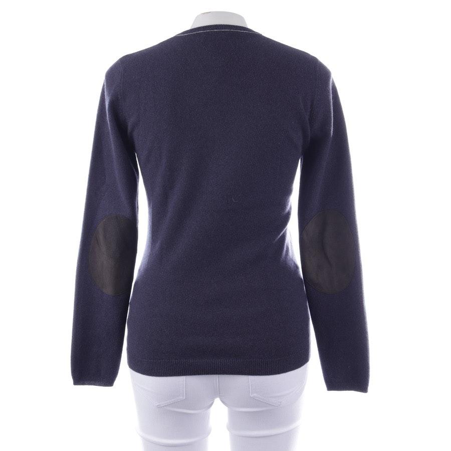 knitwear from Brunello Cucinelli in dark blue size M