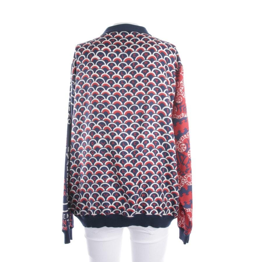 Bluse von Valentino in Rot Gr. L