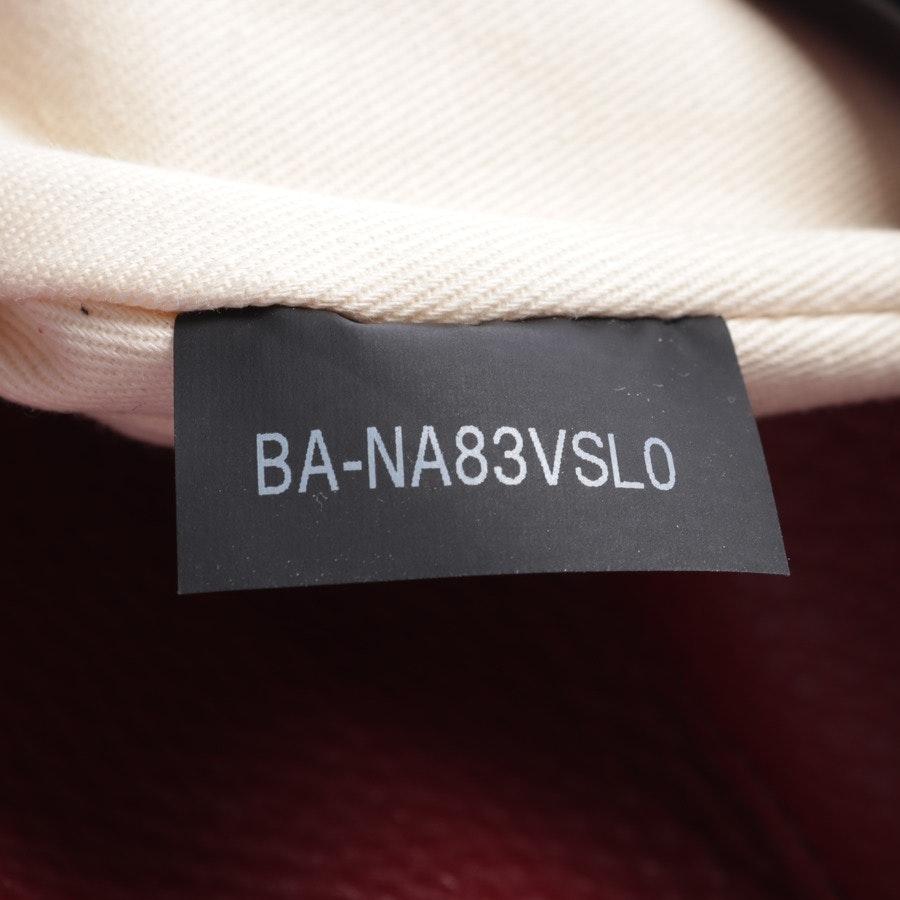 Schultertasche von Valentino in Bordeaux - Neu