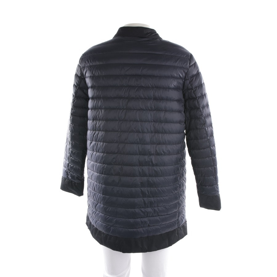 winter coat from Jan Mayen in dark blue size 44 IT 50