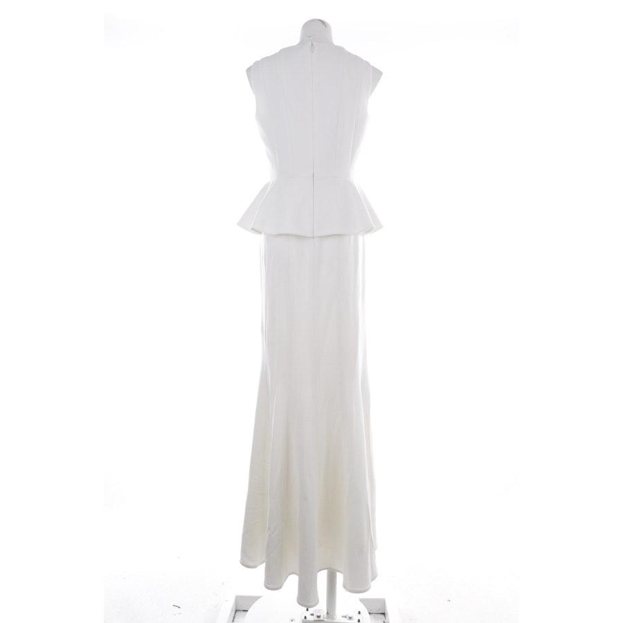 Abendkleid von BCBG Max Azria in Weiß Gr. 38 US 8