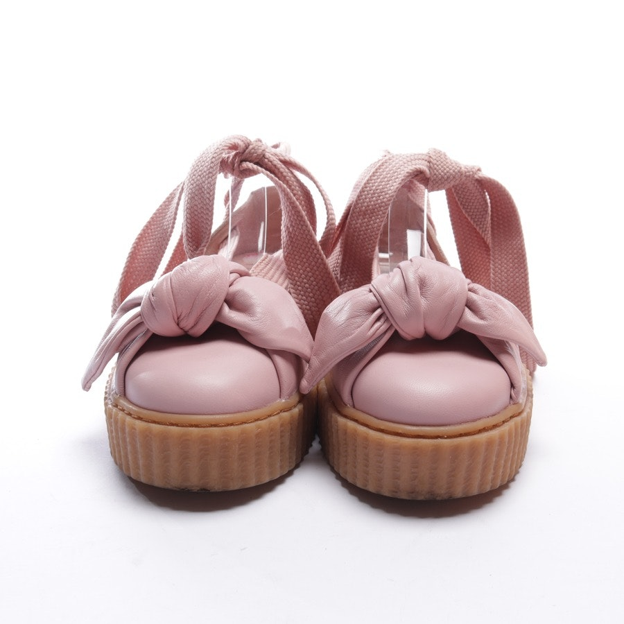 flat sandals from Puma x Fenty in pink size EUR 38