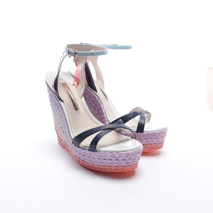 heeled sandals from Sophia Webster in multicolor size EUR 39