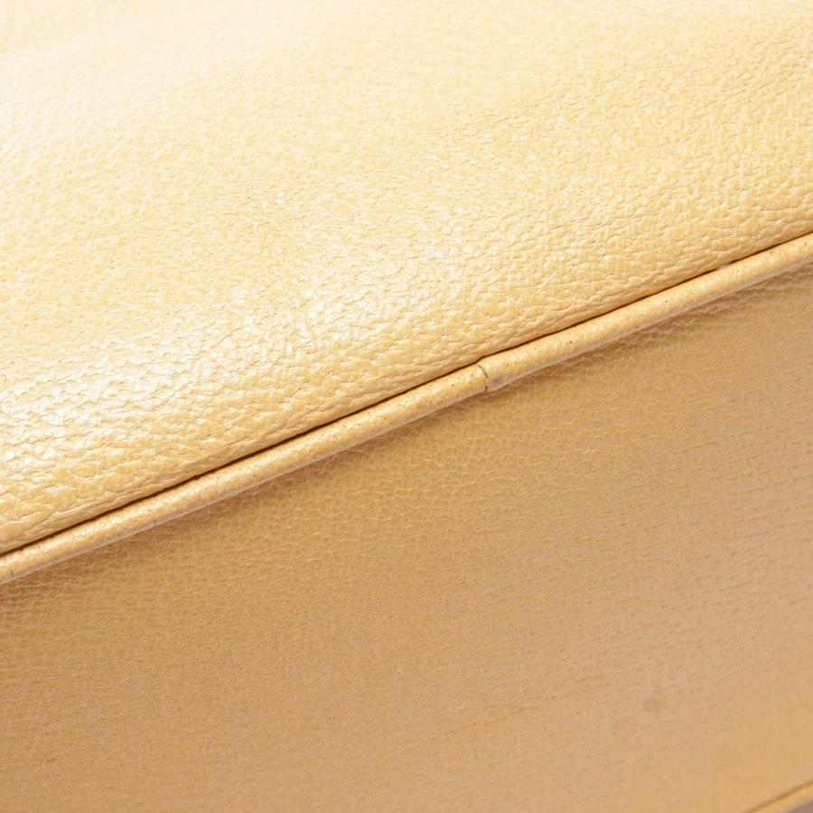 handbag from Prada in yellow