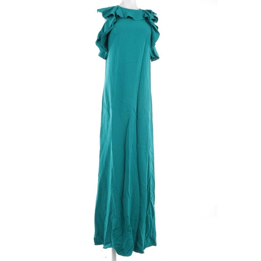 dress from Lanvin in petrol size 32 FR 34