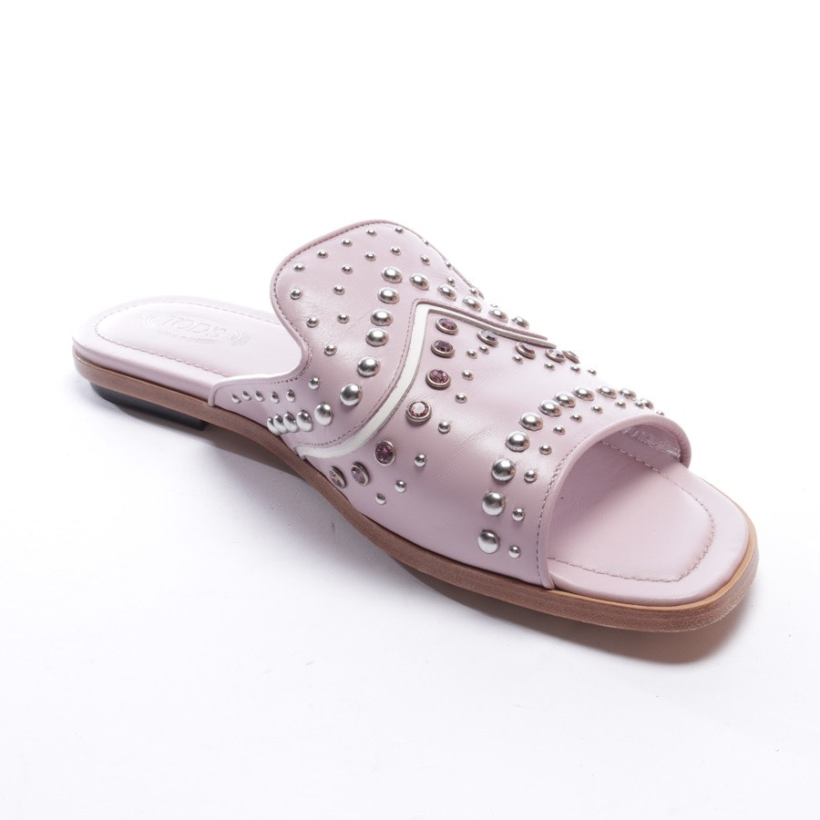flat sandals from Tod´s in pink size EUR 40,5