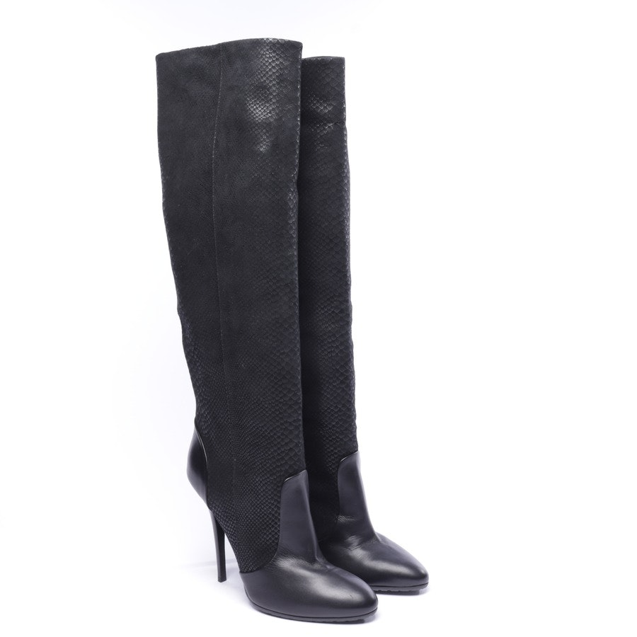boots from Giuseppe Zanotti in black size EUR 40