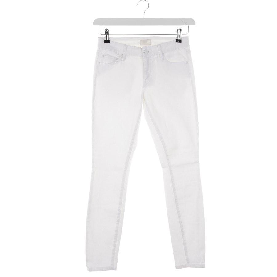 Jeans von Mother in Weiß Gr. W26