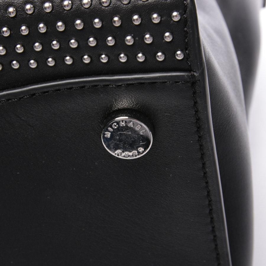 handbag from Michael Kors in black and silver - selma