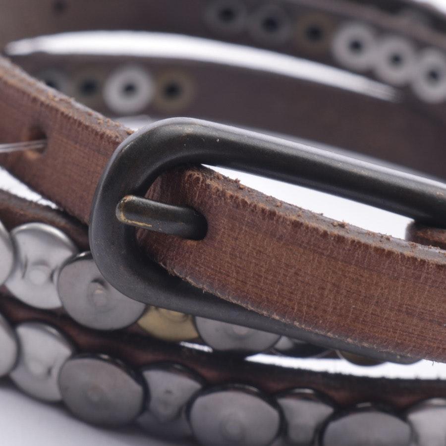 belt from Liebeskind Berlin in brown size 90 cm