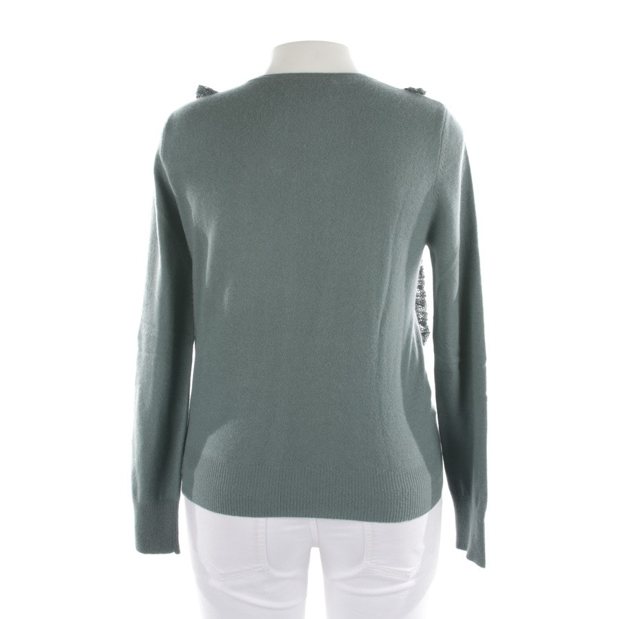 knitwear from Allude in green size L
