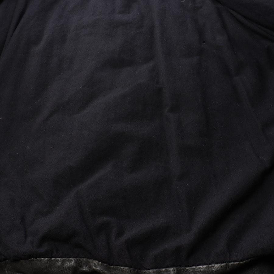 Lederjacke von Giorgio Brato in Graugrün Gr. 52