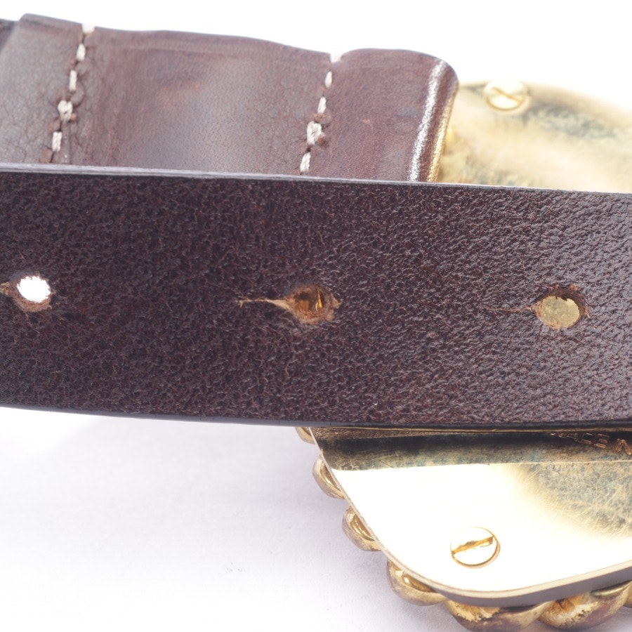 belt from Dsquared in brown size 85 cm