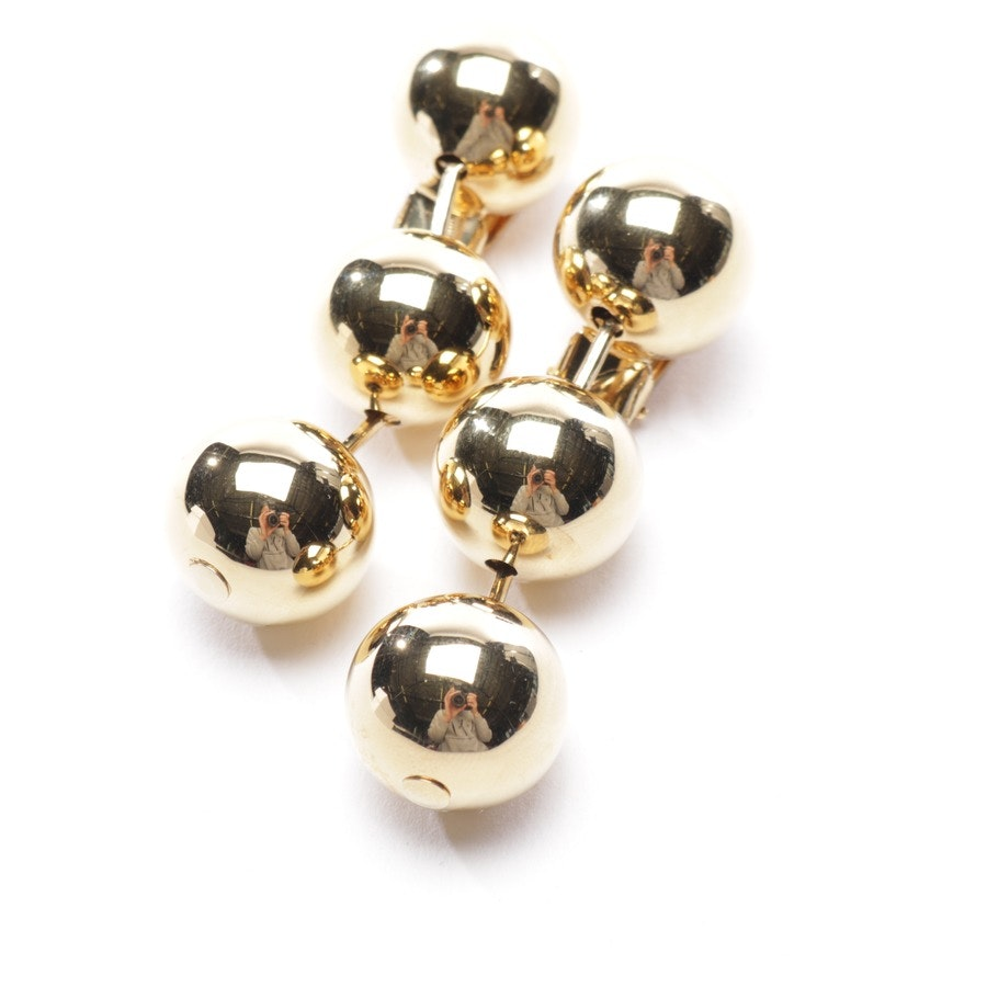 jewellery from Balenciaga in gold - new