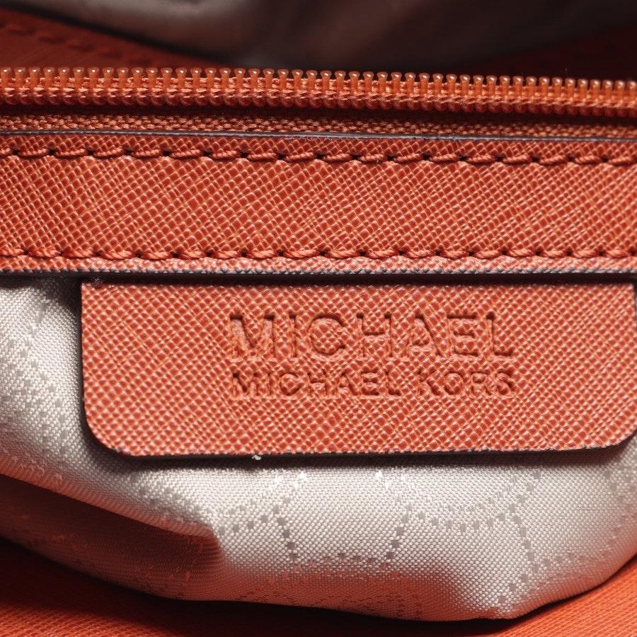 handbag from Michael Kors in orange