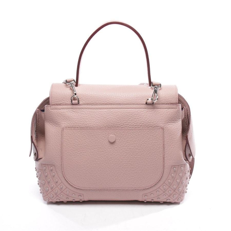 handbag from Tod´s in old pink - wave